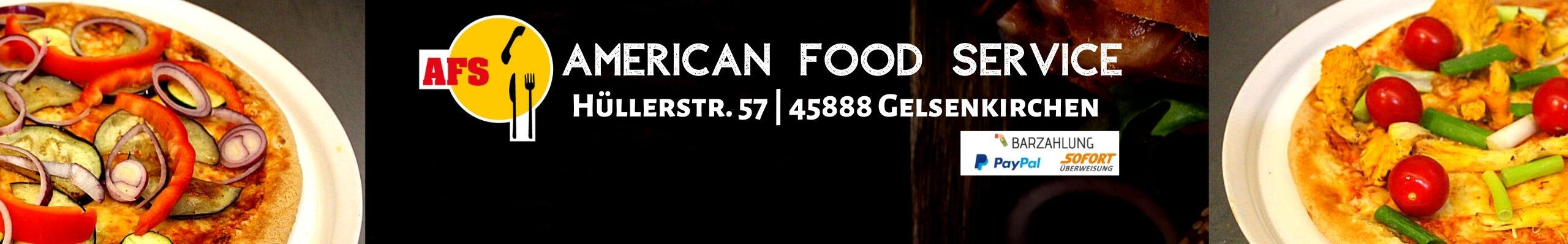 American Food Service, Hüller Str. 57, 45888 Gelsenkirchen